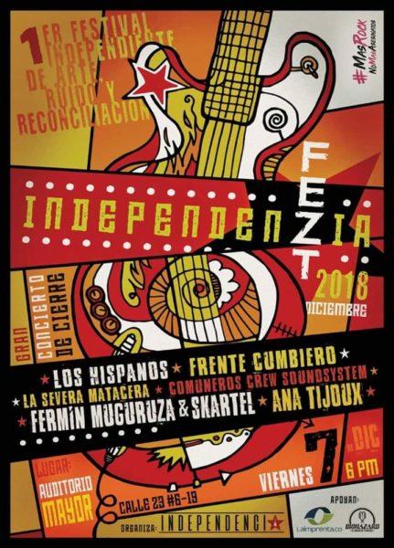 la severa matacera cierra el ano con el concierto independenzia fezt 2c353e85 f015 470e 8466 86fb23ec98fe