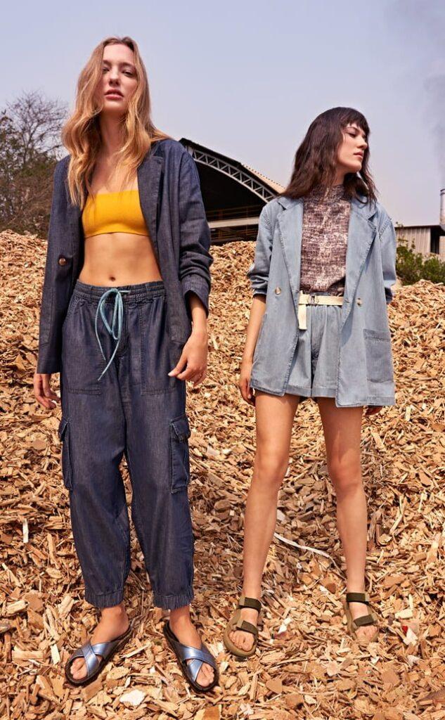 santista jeanswear cuenta su historia a traves del denim denim couture