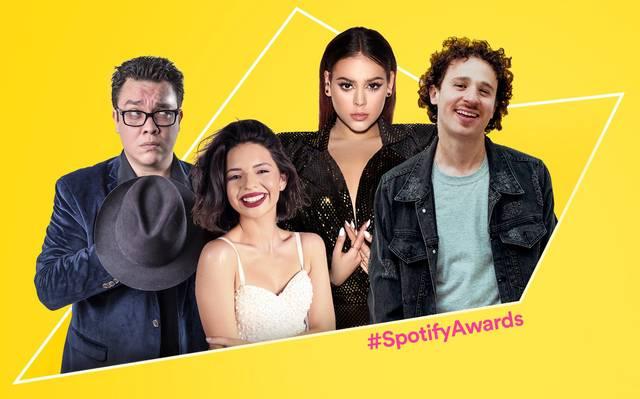 colombianos lideran en la primera version de los spotify awards 2020 spoty
