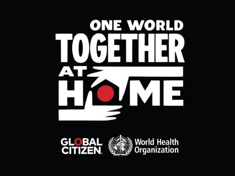 un mundo juntos en casa el concierto de la oms contra el covid 19 oneworld togetherathome lady gaga