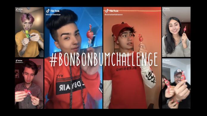 hablemos de tiktok la red social que esta reinventando a las marcas bonbonbum challenge imagen 696x392 1