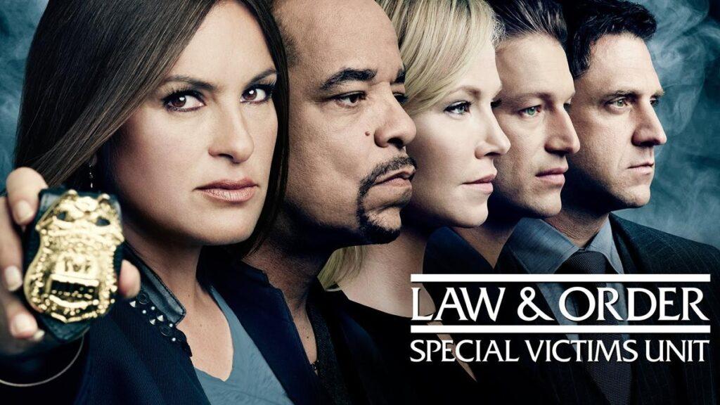 """Reparto de """"La ley y el Orden: UVE"""" en su 19a temporada"""