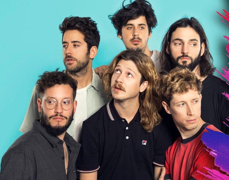 bandalos chinos con un sonido organico y retro anticipan su nuevo album banda argentina indie pop bandalos