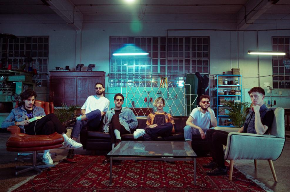 bandalos chinos con un sonido organico y retro anticipan su nuevo album bandalos chinos