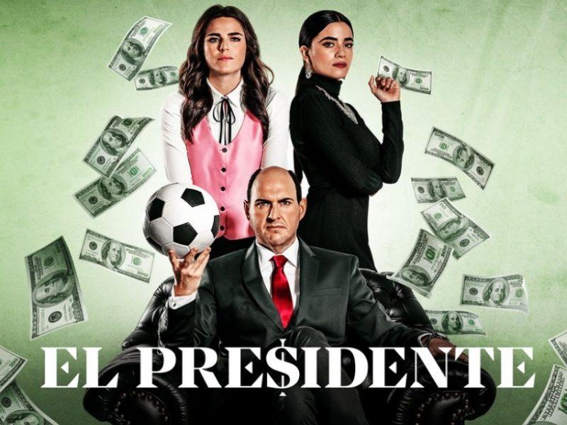 el presidente la serie sobre la corrupcion en la fifa presidente serie fifagate parra amazon