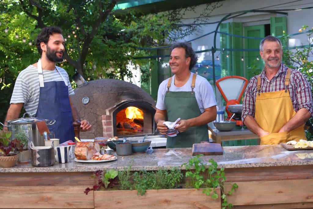 en el dia del padre aprende recetas para cocinar en familia con el gourmet los petersen. pastas y pizzas mateo petersen 12
