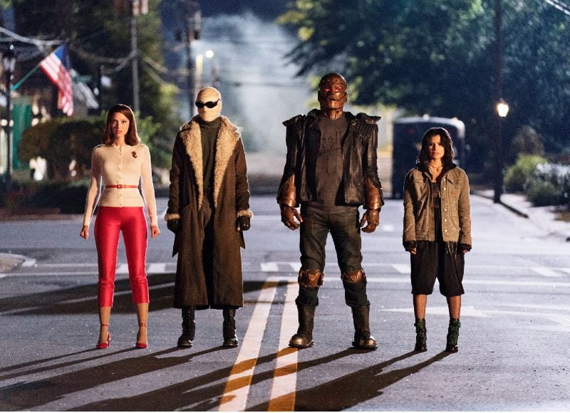 final doom patrol primera temporada por cinemax doom patrol ok