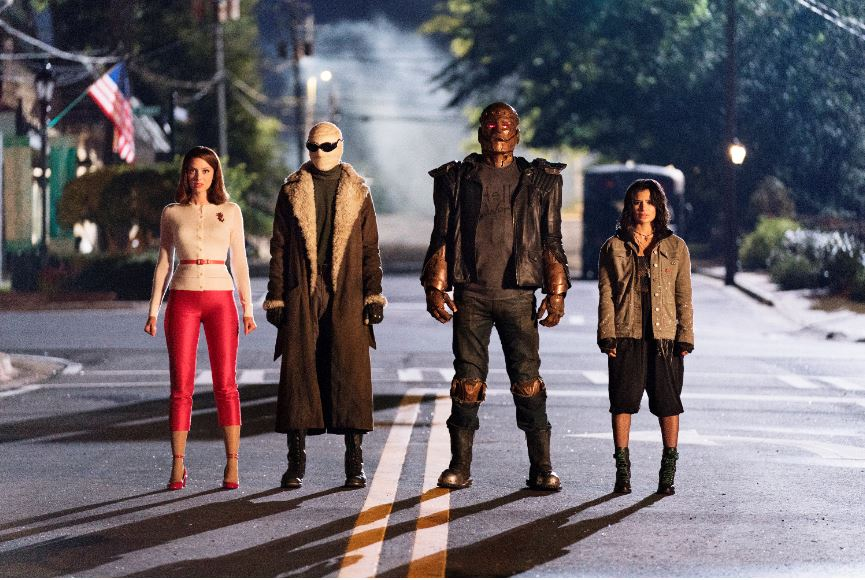 final doom patrol primera temporada por cinemax doom patrol ok