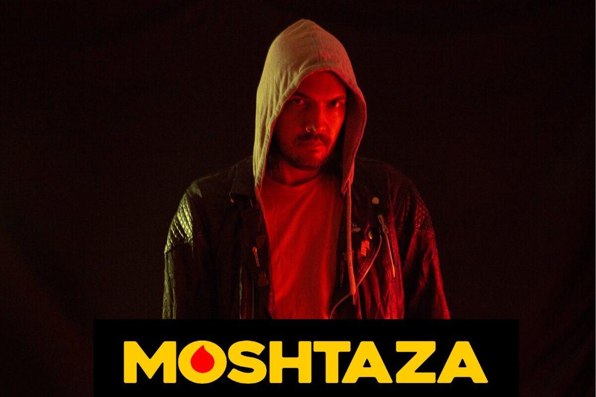moshtaza se presenta y debuta con grita dinamita moshtaza