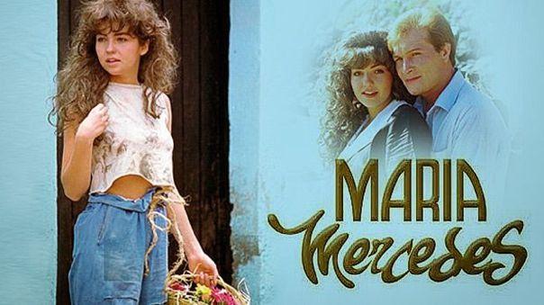 Maria Mercedes (1992) - mejor Telenovela