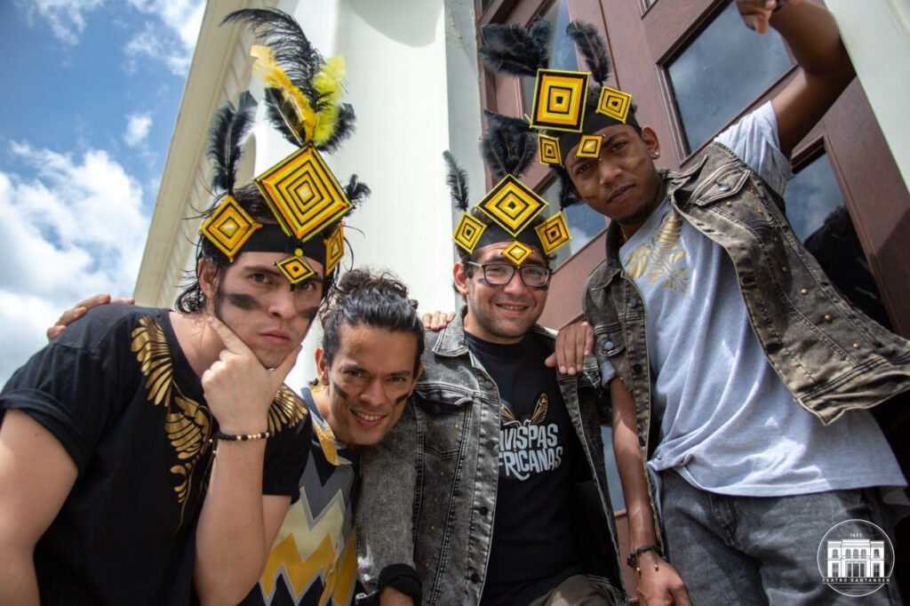 las avispas africanas musica afrolatina de bucaramanga para el mundo unnamed