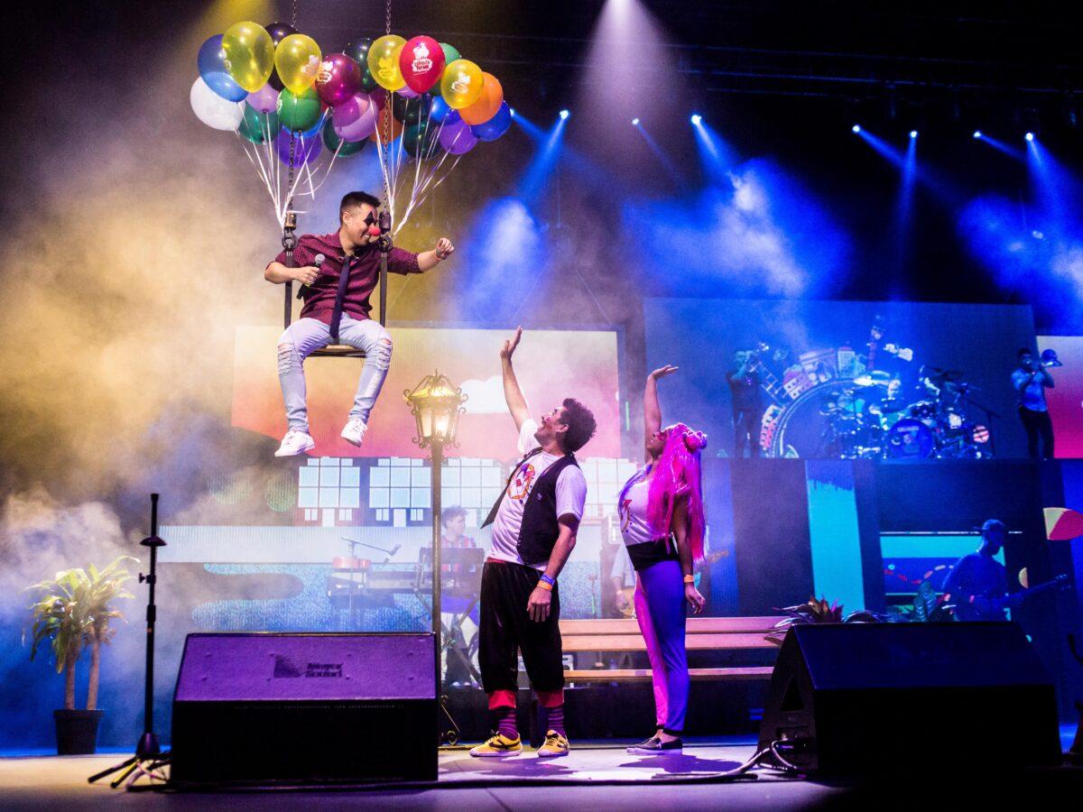 los caligaris conectaran al mundo con su primer concierto digital foto auditorio 3
