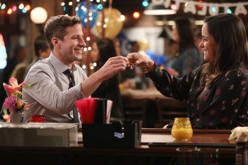 Brooklyn nine nine temporada 7 en Warner Channel