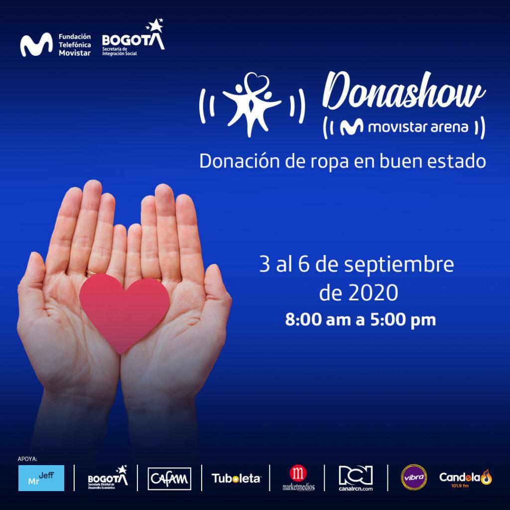 dona tu ropa y ayuda a los mas necesitados dona show la recolecta mas grande kv donashow 0003