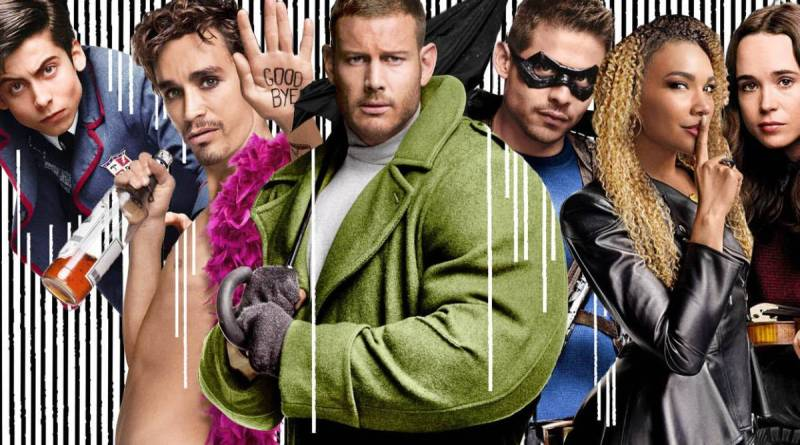 el exito de netflix en julio the umbrella academy 2 the umbrella academy