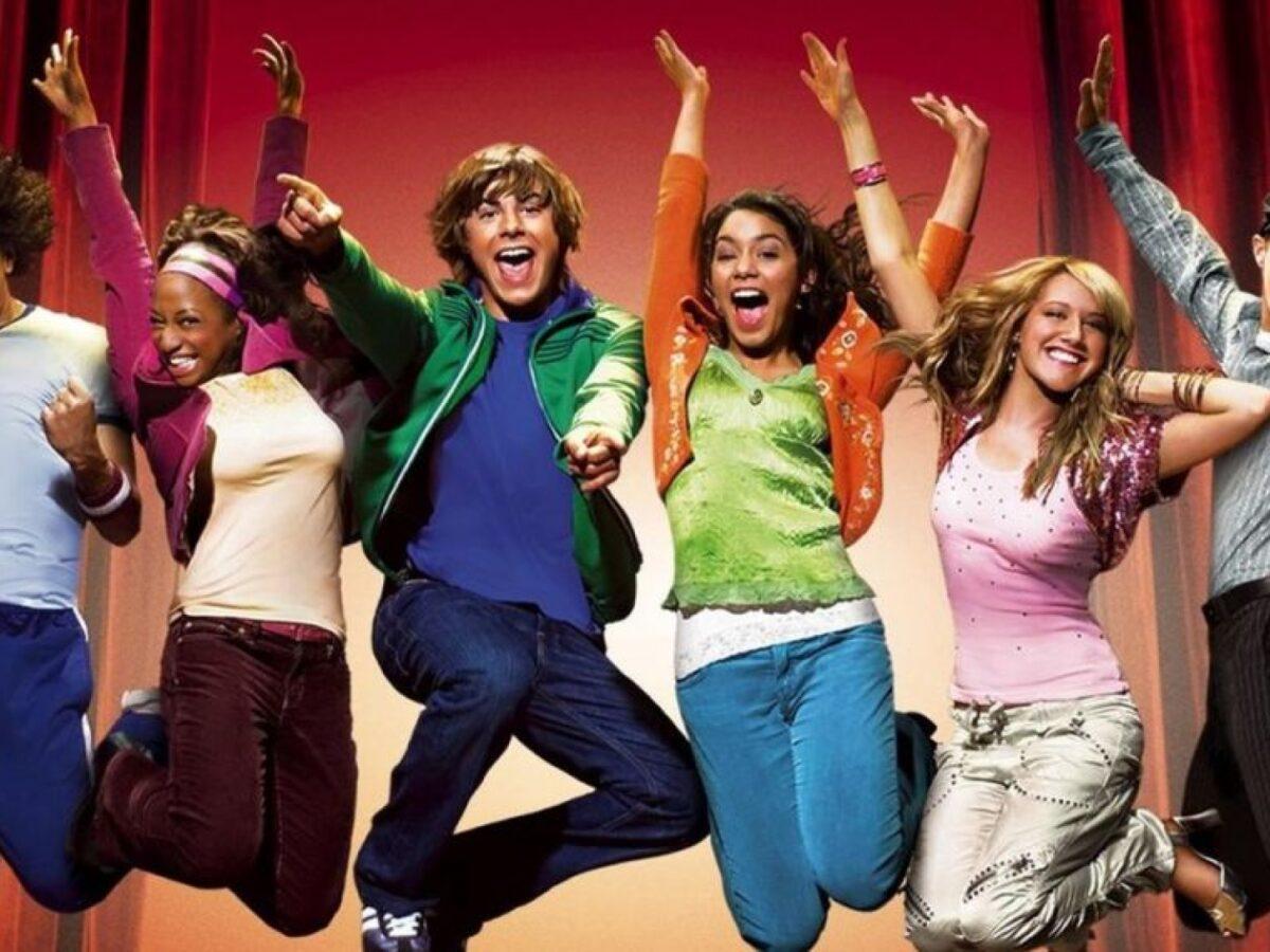 high school musical cumple 14 anos y disney los celebra high school musical