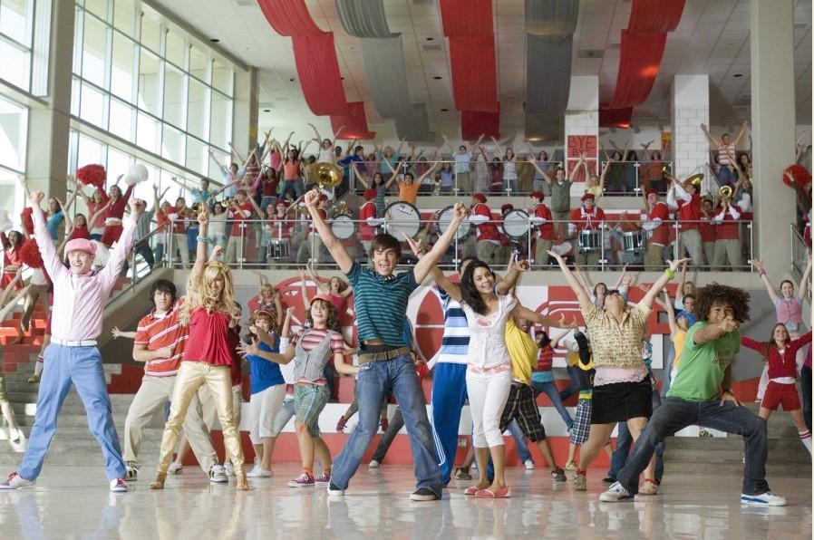 high school musical cumple 14 anos y disney los celebra hsm 2