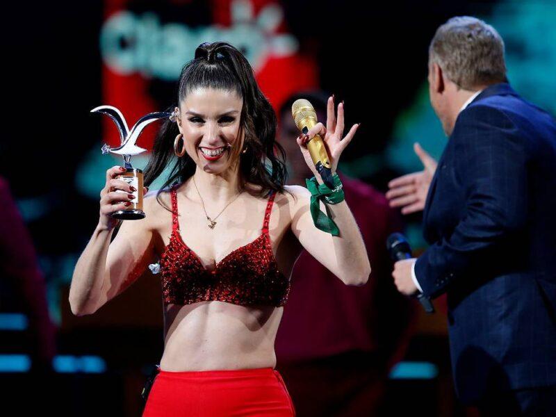 la exitosa cantante chilena francisca valenzuela habla de sus miedos y su nuevo sencillo la fortaleza francisca valenzuela