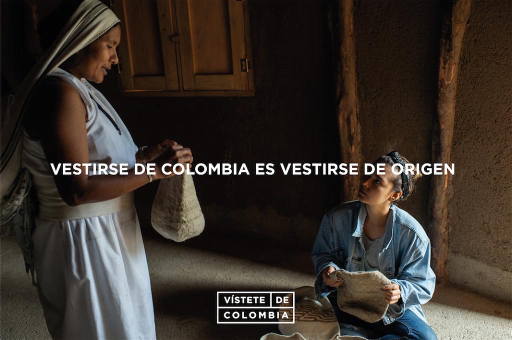 Vistete de Colombia