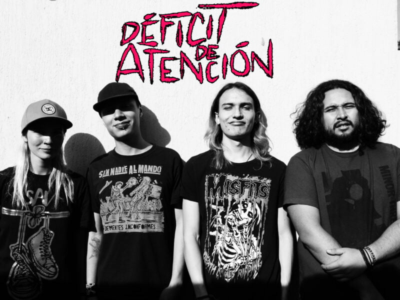 deficit de atencion amigos haciendo punk rock con coraje y corazon deficit de atencion 1