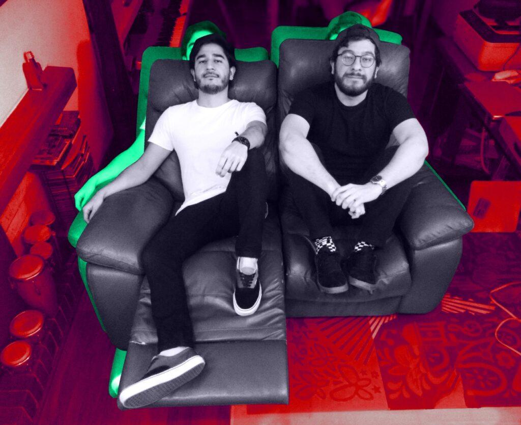 el duo tropical electro funk hmns diaz lanza marea hmns diaz 1