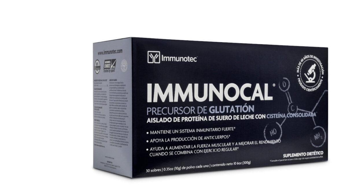 sabes que es el immunocal immunocal regular white