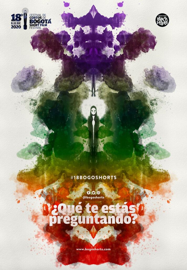 Bogoshorts, afiche oficial versión 18