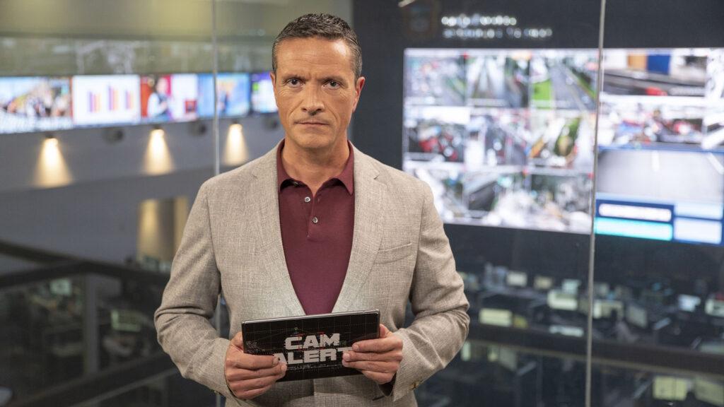 Cam Alert: Paco Zea presentador