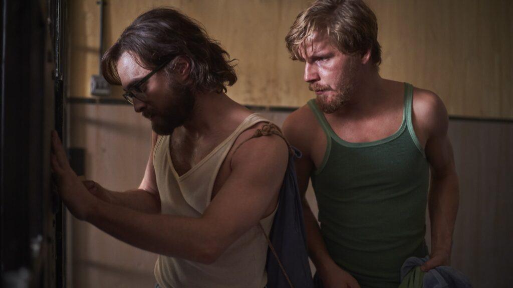 Daniel Radcliffe en 'Fuga de Pretoria'