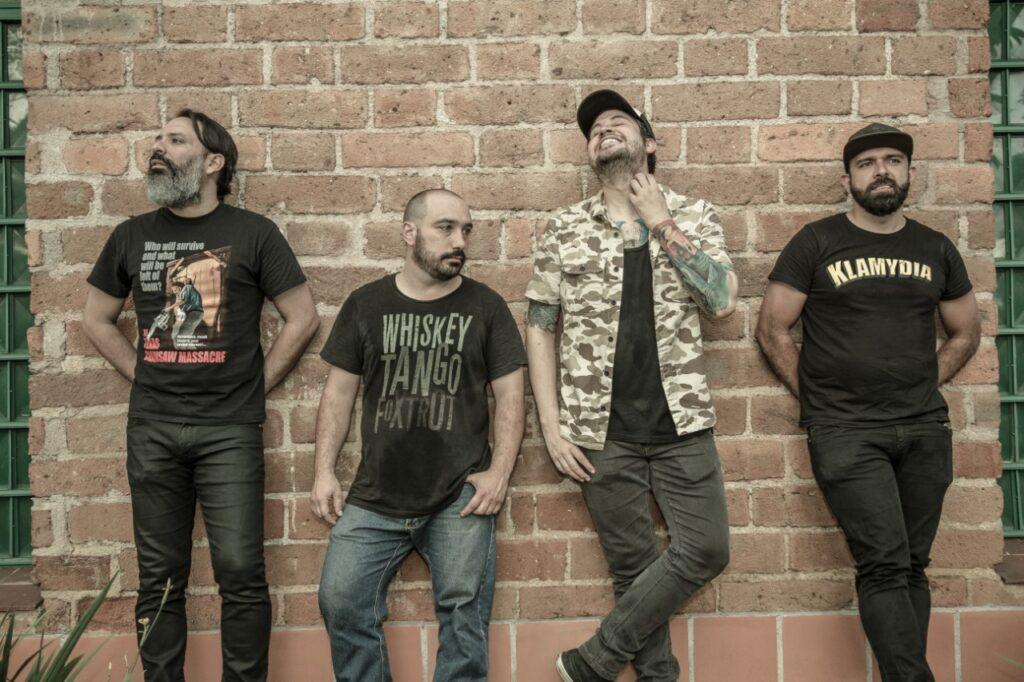 la banda de punk rock colombiana detective wadd lanza su nuevo disco cuanta porqueria detective wadd 1