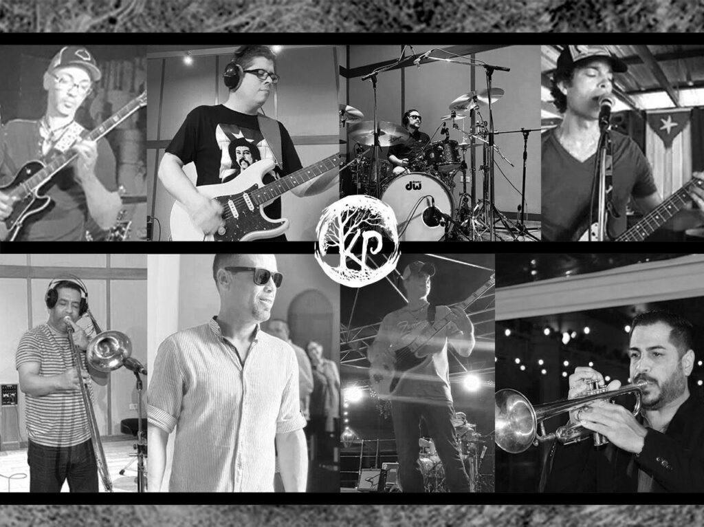 la banda puertorriquena de rock kpa prieto presenta no tendremos donde ir kpa prieto 3