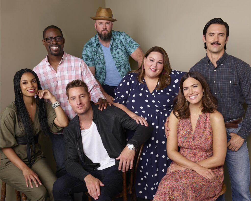 """Elenco de """"This Is Us"""" en su quinta temporada"""