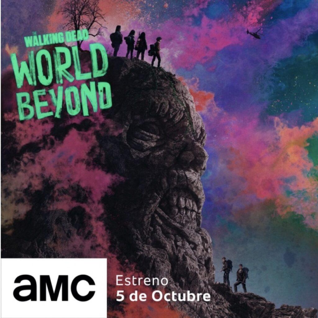 The Walking Dead: World Beyond se estrena en AMC