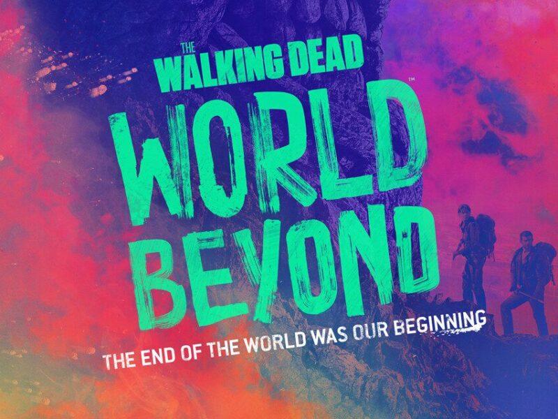 the walking dead world beyond y fear the walking dead se estrenan en octubre twdworldbeyondkeyartcover 1199x640 1