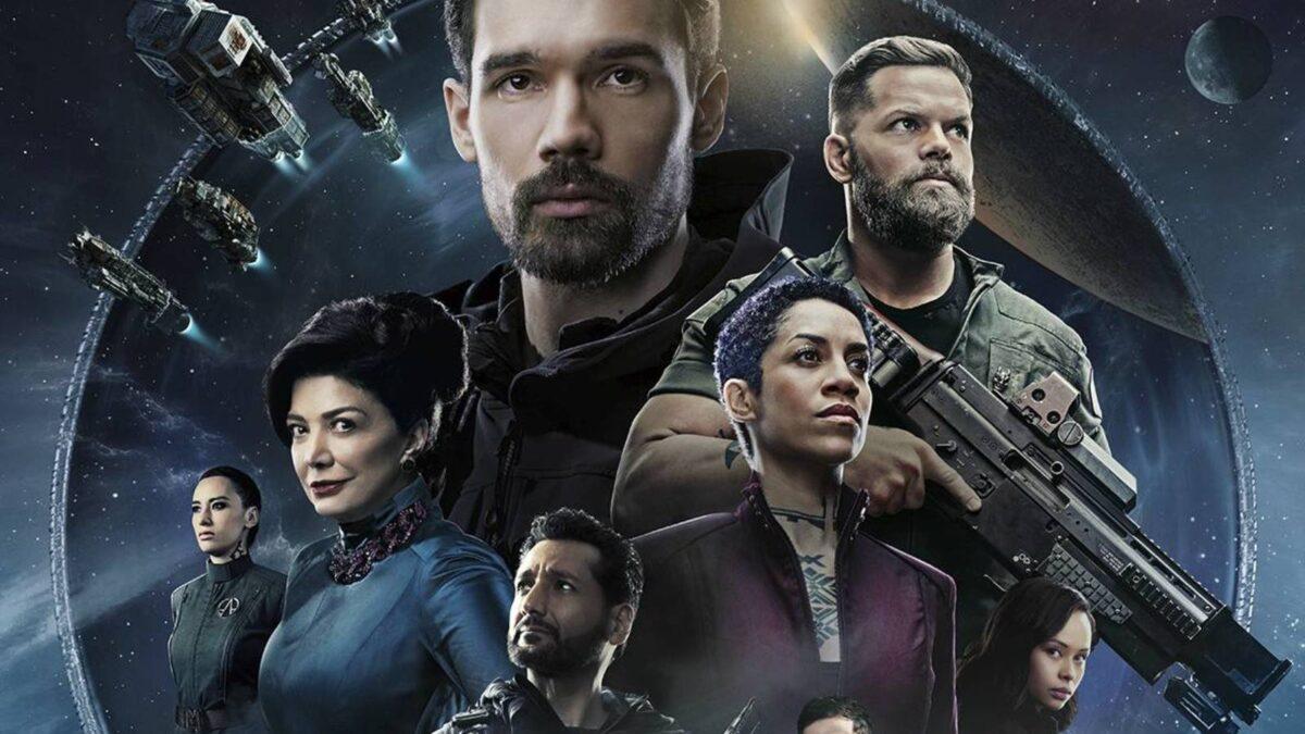 amazon studios trae la sexta temporada de the expanse opening