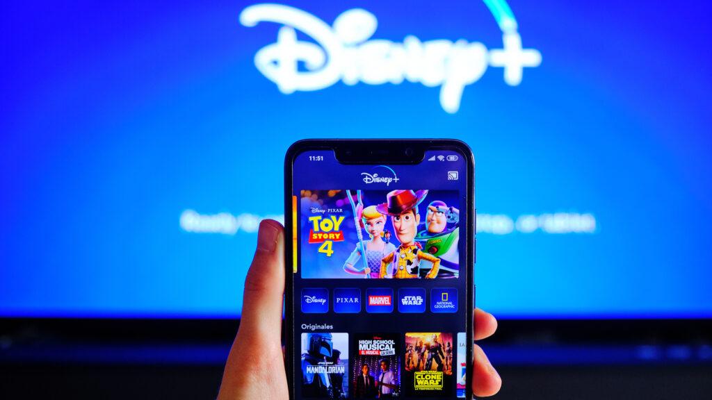 Disney+ - Disney plus en Colombia
