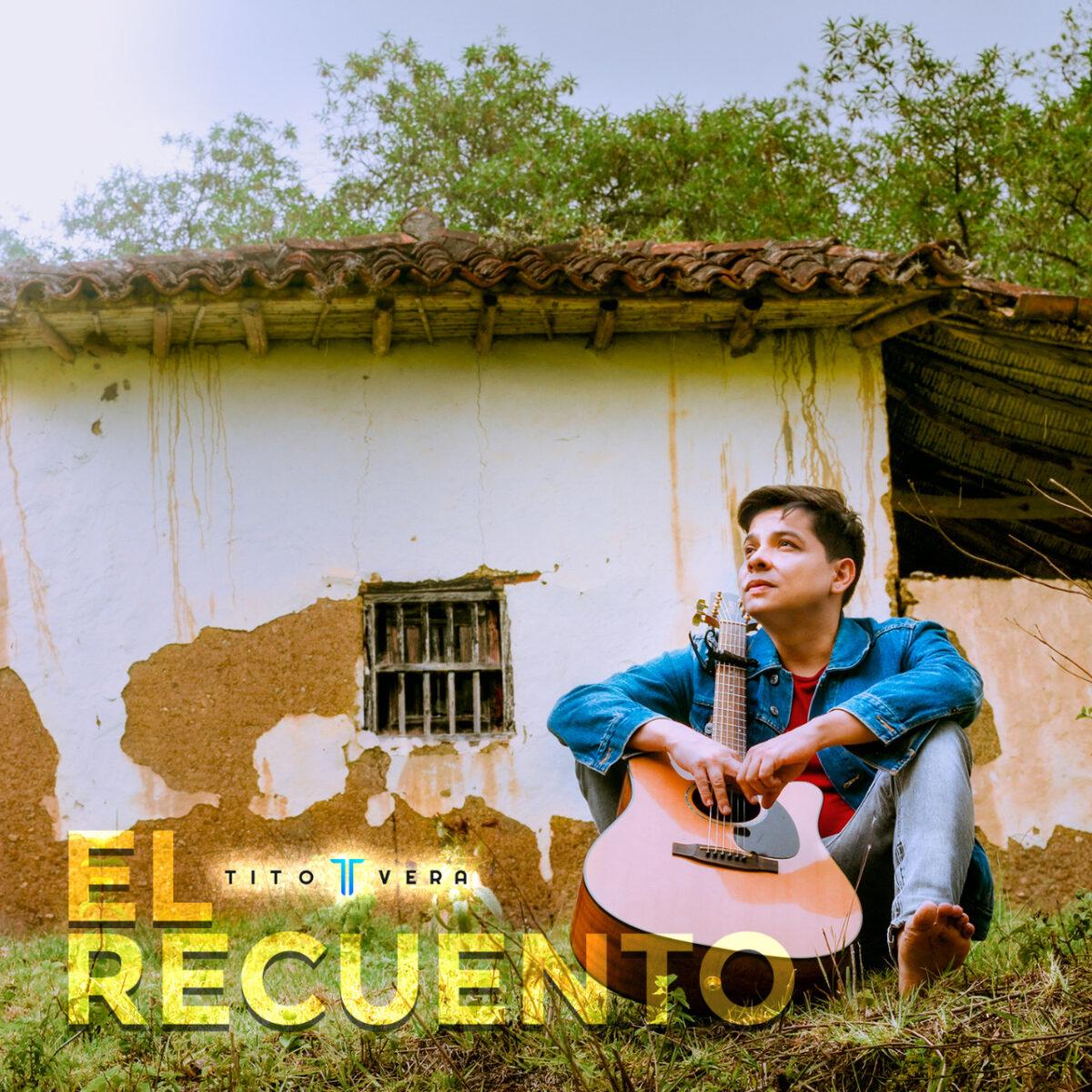 el cantautor colombiano tito vera lanza el recuento tito vera 1