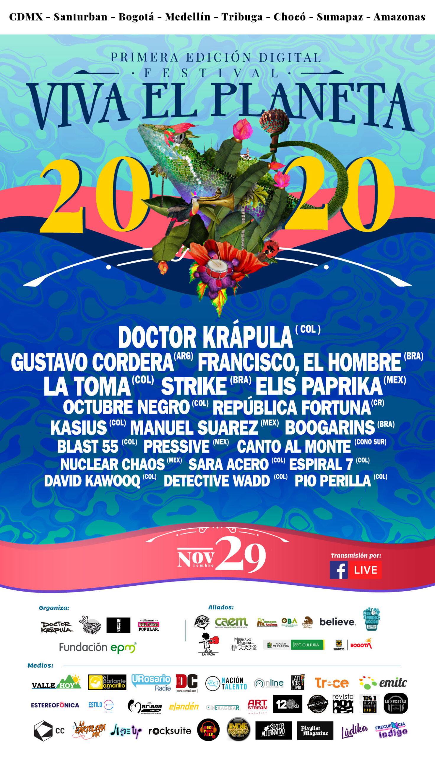 el festival viva el planeta tendra su home edition este 2020 unnamed 2020 11 20t064445.945 scaled
