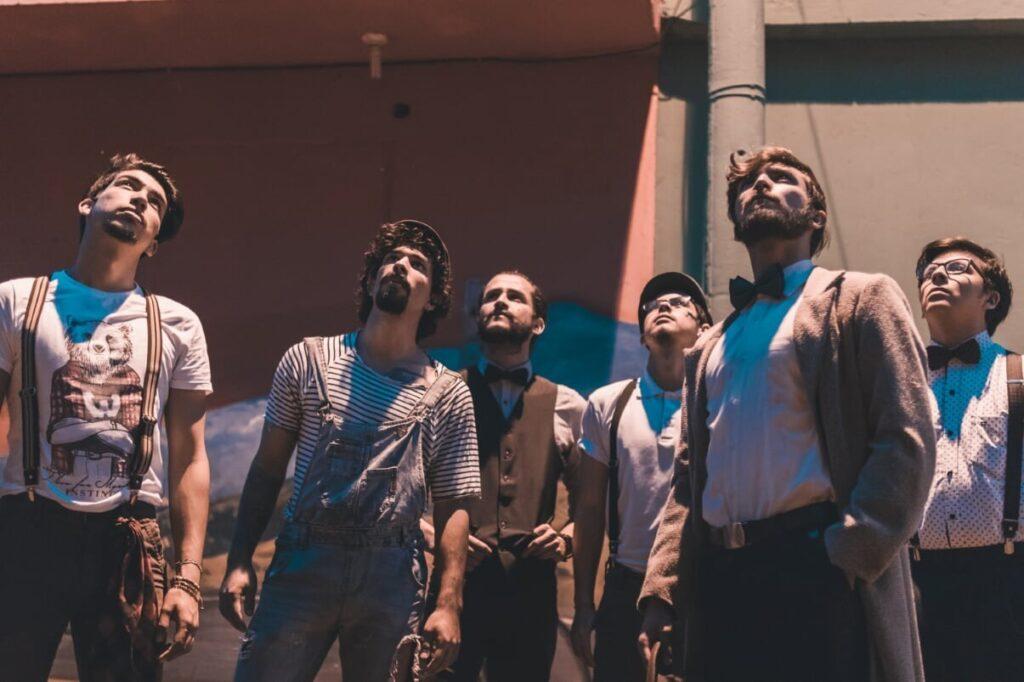 la banda colombiana nasa histoires lanza su album debut aquellas historias nasa histoires 3