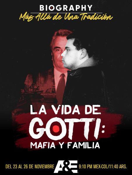 la vida de gotti mafia y familia gotti ka bio br