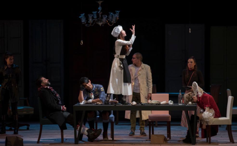 monsieur perine y teatro petra esta semana en teatro colsubsidio al aire screenshot 2
