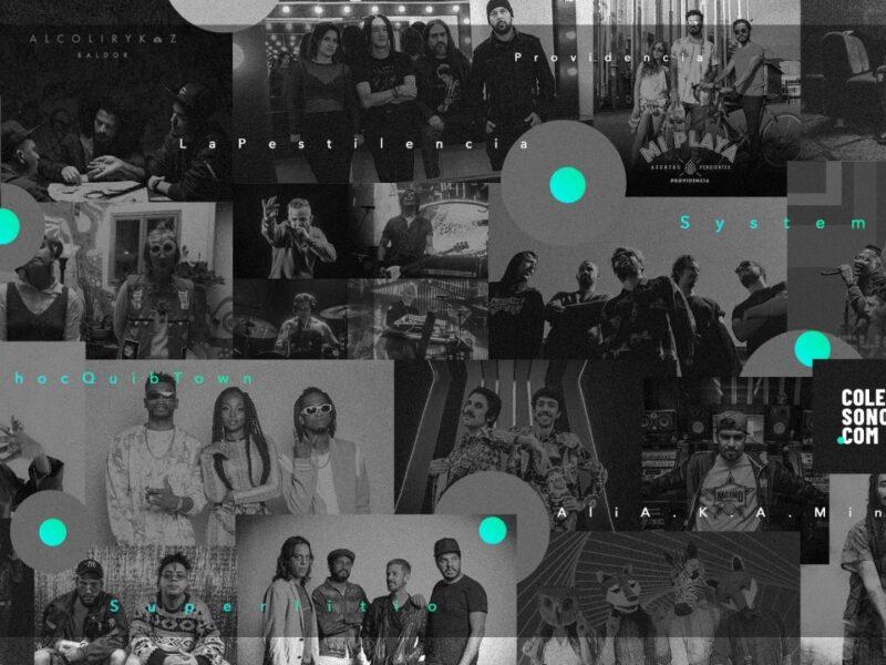 colectivo sonoro presenta las 50 canciones colombianas alternativas mas importantes de 2020 50 canonazos alternativos de 2020 1