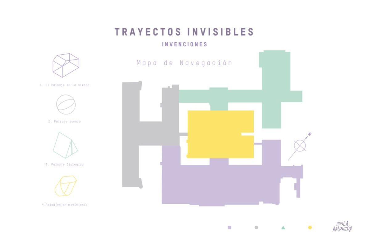 enla arboleda presenta la experiencia artistica virtual trayectos invisibles enla arboleda 9