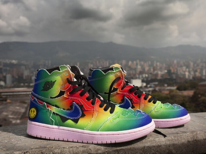 global sold out para las nike air jordan 1 by j balvin jordan brand air jordan i x j balvin official images and release date 1 hd 1600
