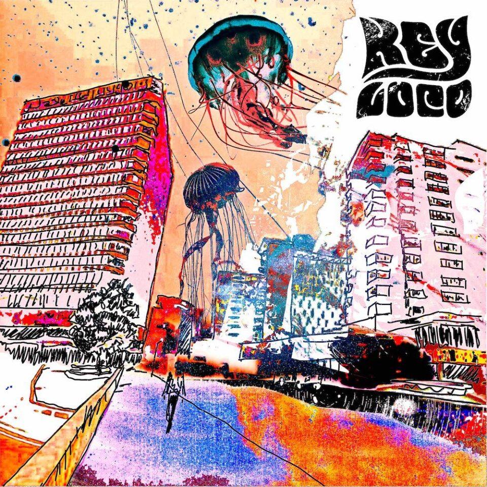 la banda colombiana de rock latino rey loco lanza su album debut rey loco 5