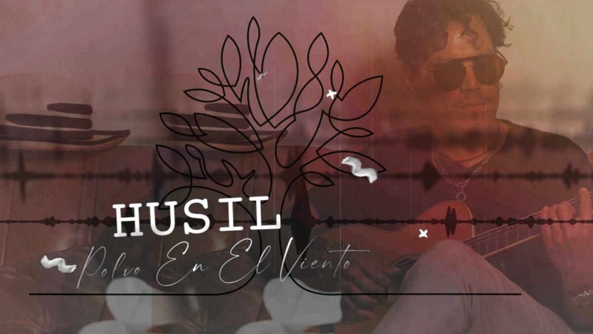 el cantautor peruano husil presenta polvo en el viento husil 3