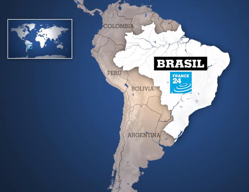 france 24 en espanol llega a brasil imagen france 24 en espanol brasil