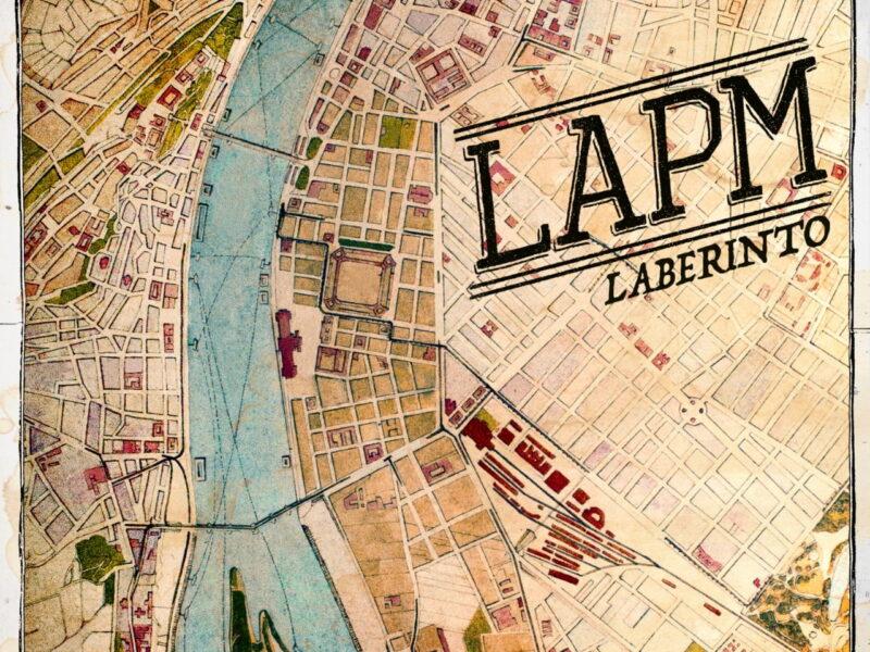 la banda colombiana lapm presenta su nuevo disco laberinto lapm 3