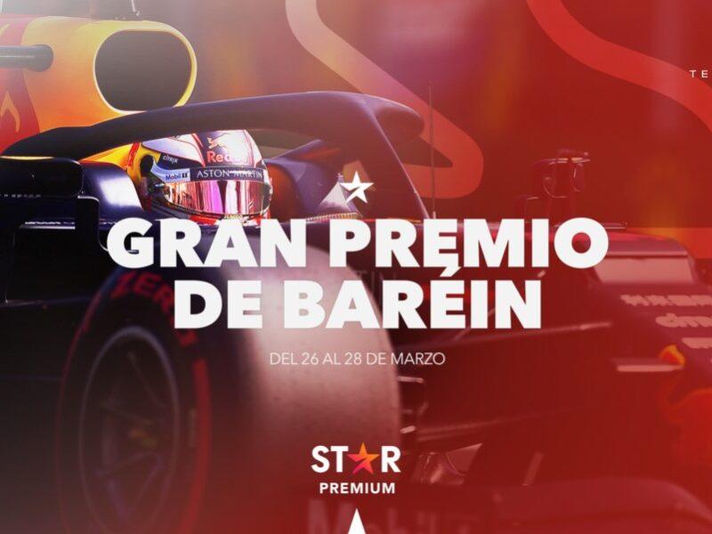 la formula 1 llega a star premium este sabado desde barein star premium barein