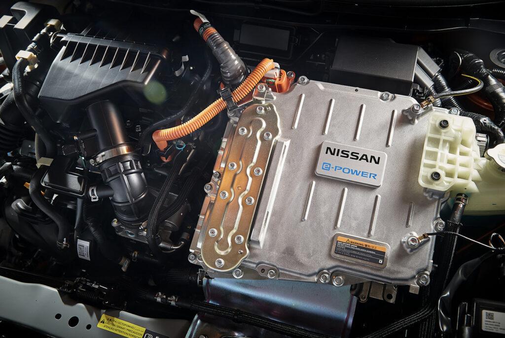 El Nuevo Nissan Kicks 2021 viene con la tecnologia e-Power en sus motores